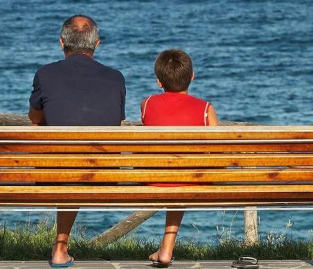 A educação dos netos e os avós
